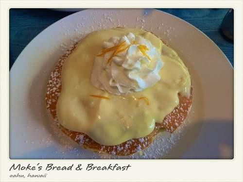 Mokes Bread And Breakfast  Restaurants Near Lanikai Beach Kailua