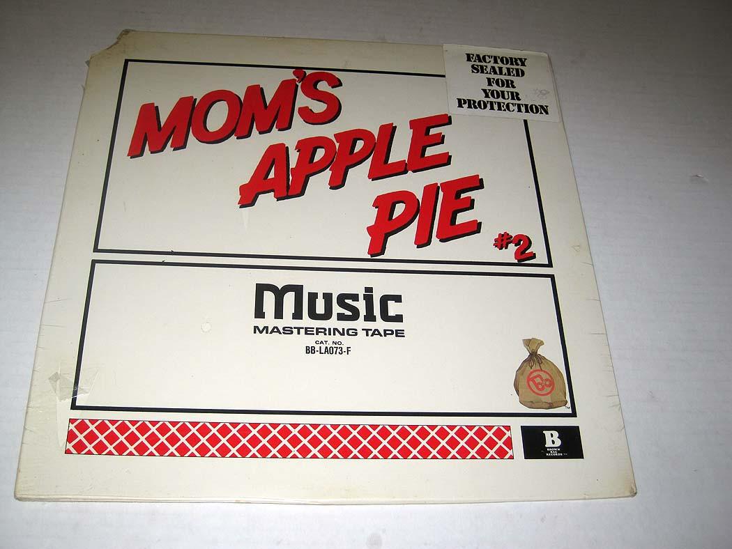 Mom'S Apple Pie  SEALED Mom s Apple Pie MOM S APPLE PIE 2 Brown Bag