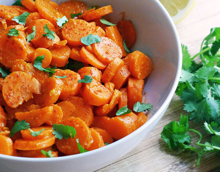 Moroccan Carrot Salad  Cooking Weekends Moroccan Carrot Salad
