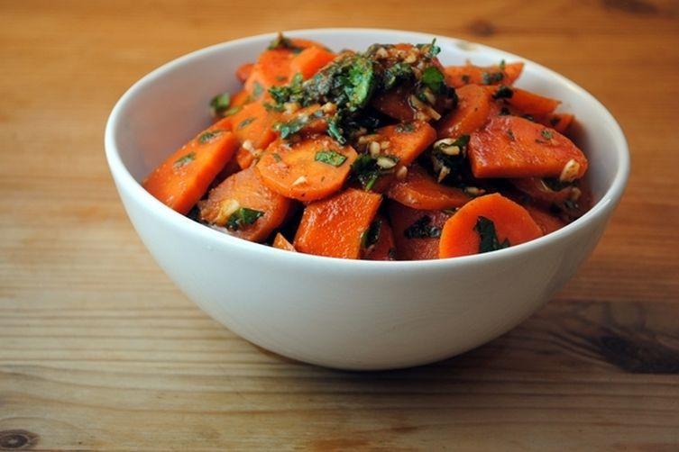 Moroccan Carrot Salad  Moroccan Carrot Salad by Way of Israel Recipe on Food52