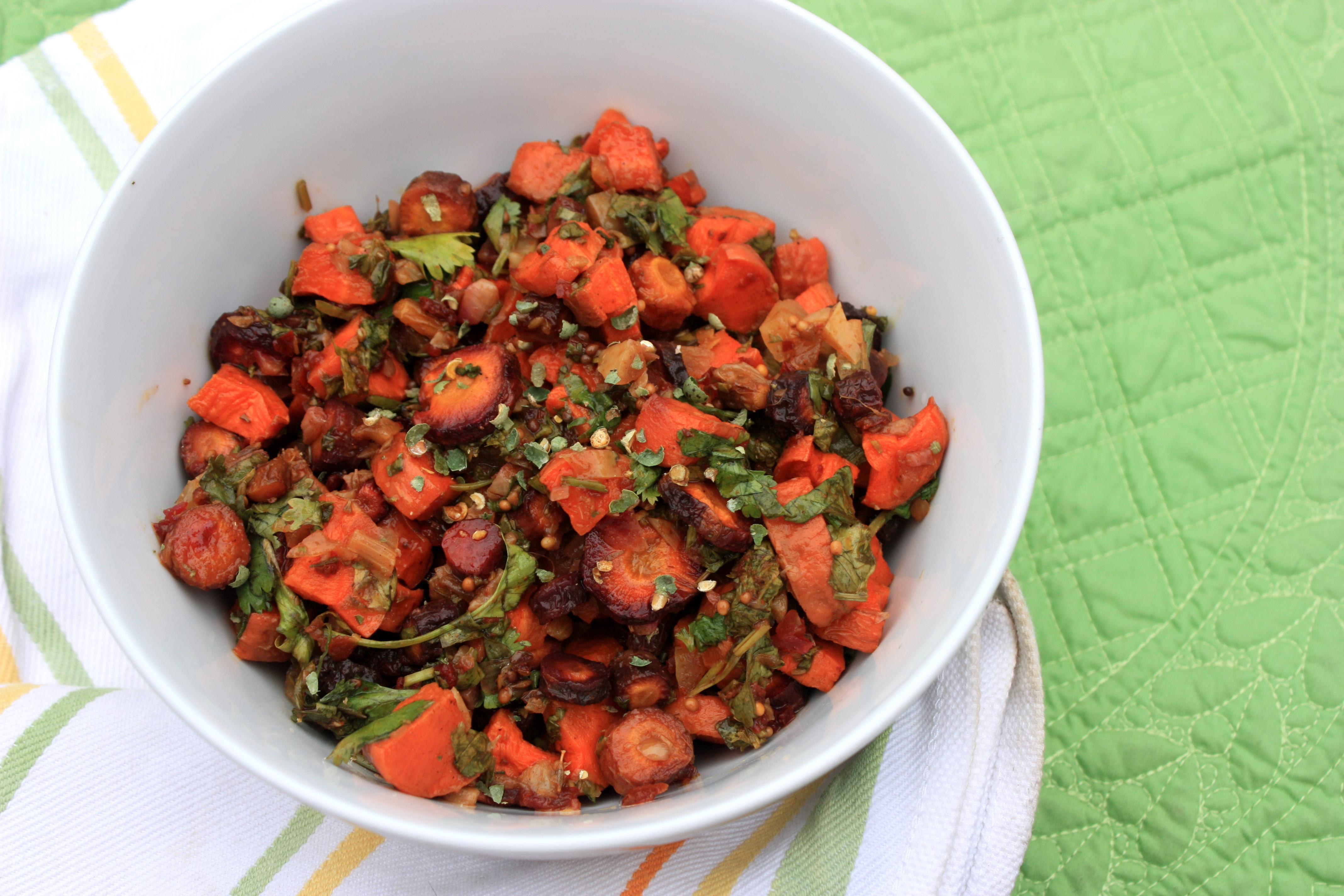 Moroccan Carrot Salad  Moroccan Carrot Salad