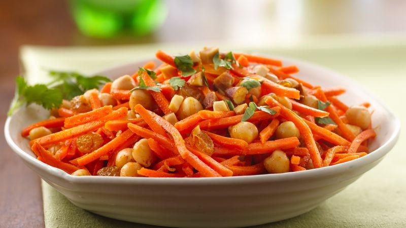 Moroccan Carrot Salad  Moroccan Carrot Salad recipe from Betty Crocker