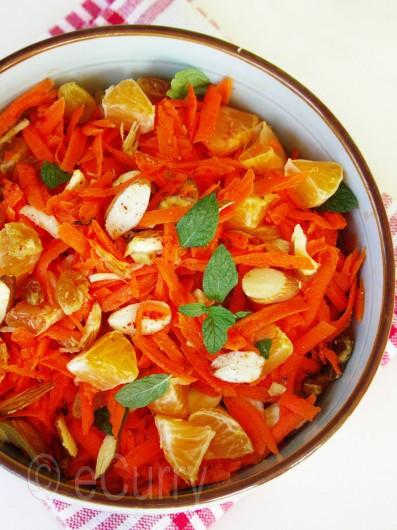 Moroccan Carrot Salad  Moroccan Carrot and Orange Salad