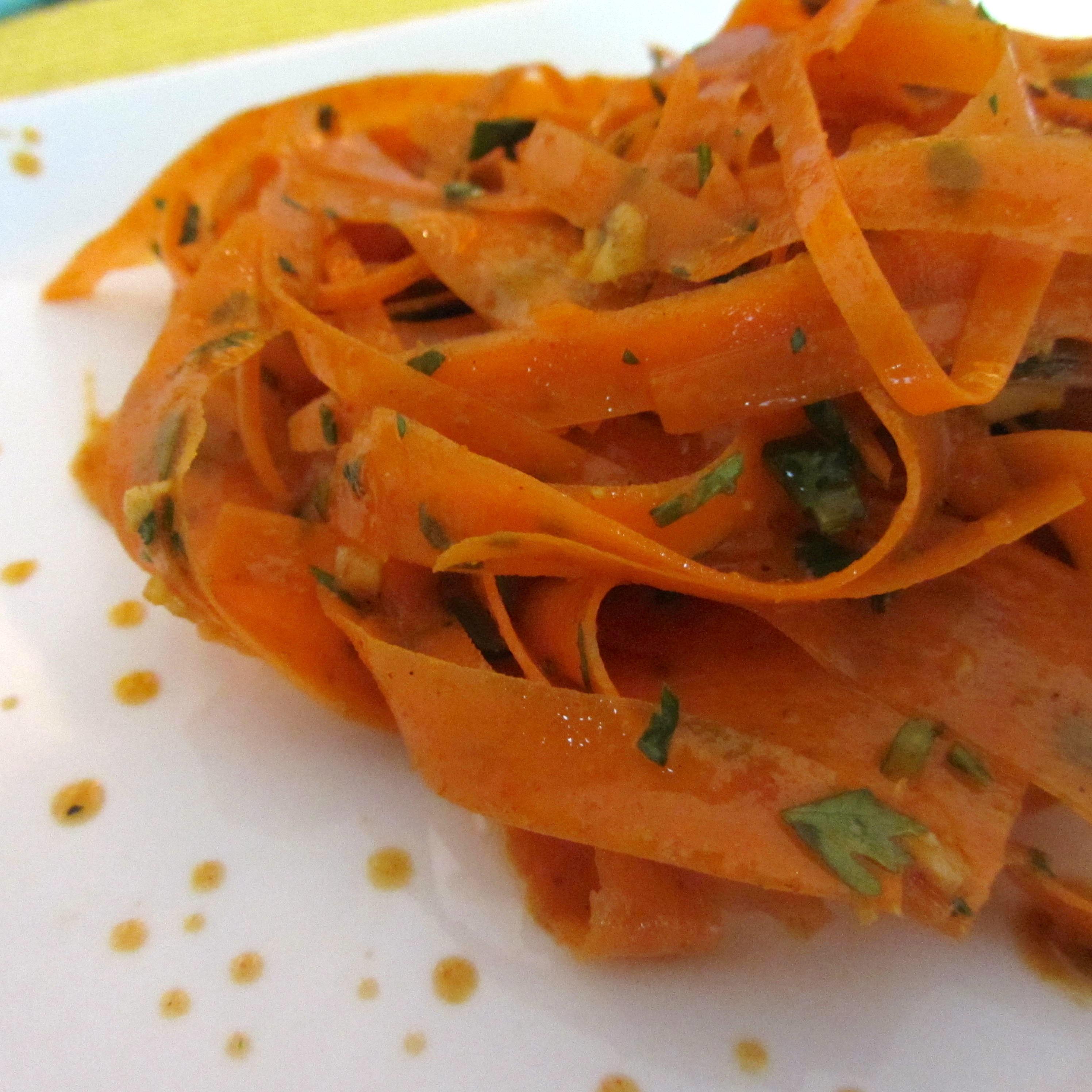 Moroccan Carrot Salad  Raw Moroccan Carrot Salad