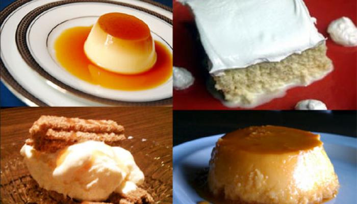Most Delicious Desserts  Most Delicious Desserts of The World