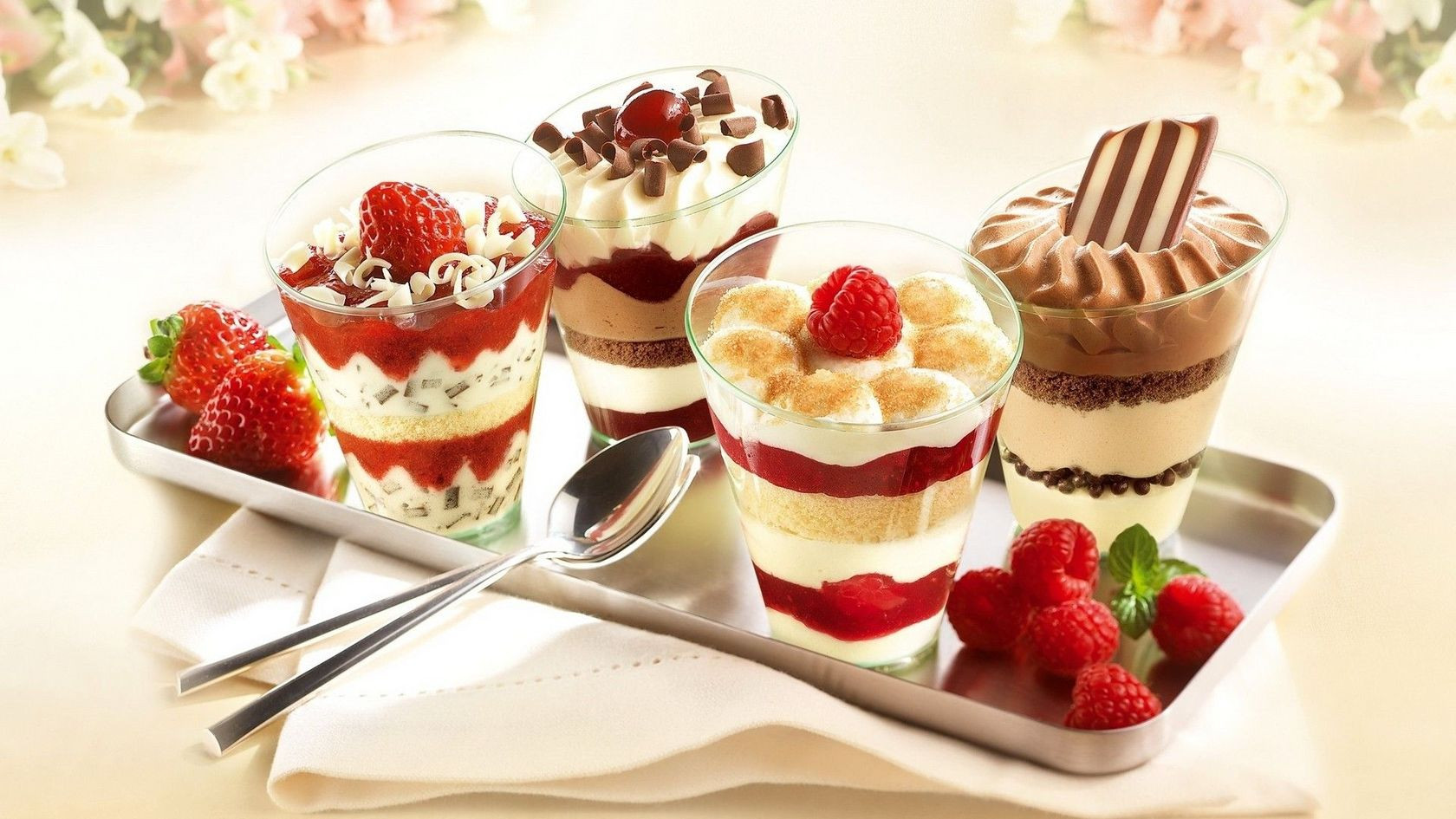 Most Delicious Desserts  The Most Delicious International Desserts