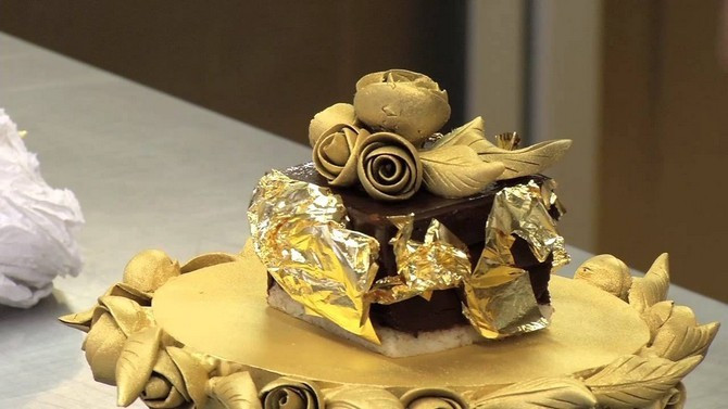 Most Expensive Dessert In The World  Top Ten Most Expensive Desserts in the World