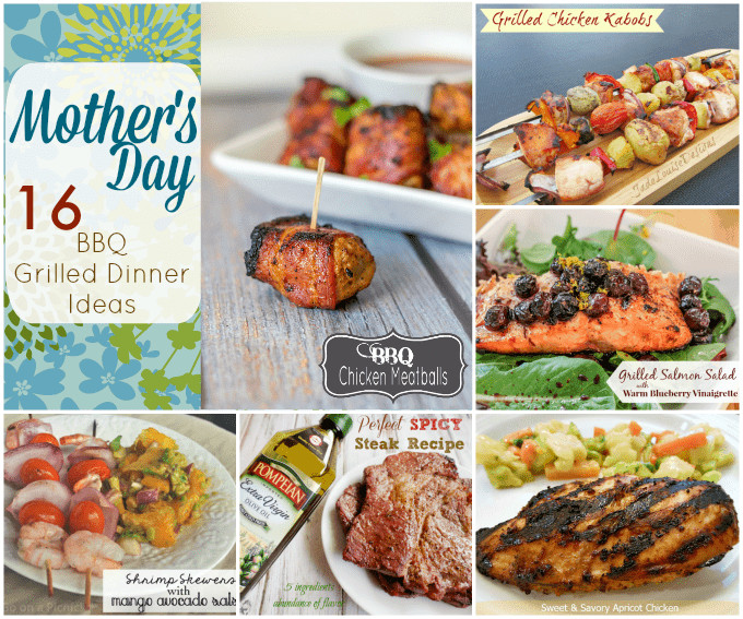 Mother'S Day Dinner Ideas  16 Easy Grilled Dishes for Mother s Day BBQ