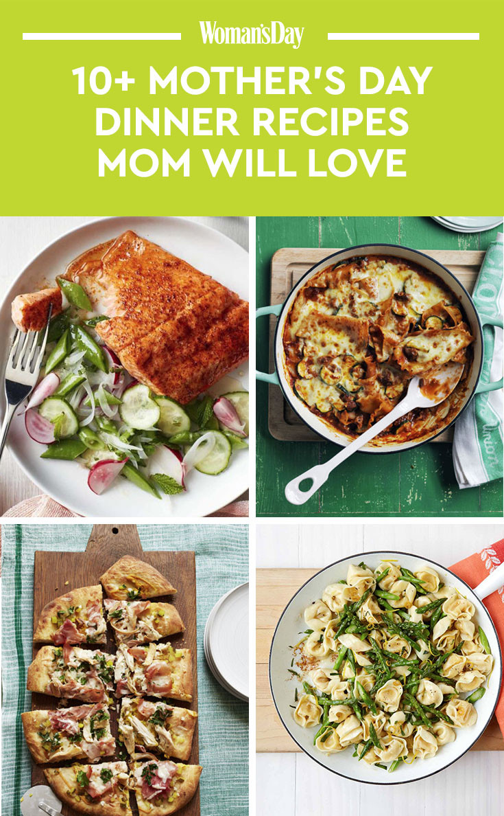 Mother'S Day Dinner Ideas  11 Easy Mother s Day Dinner Recipes Best Dinner Ideas