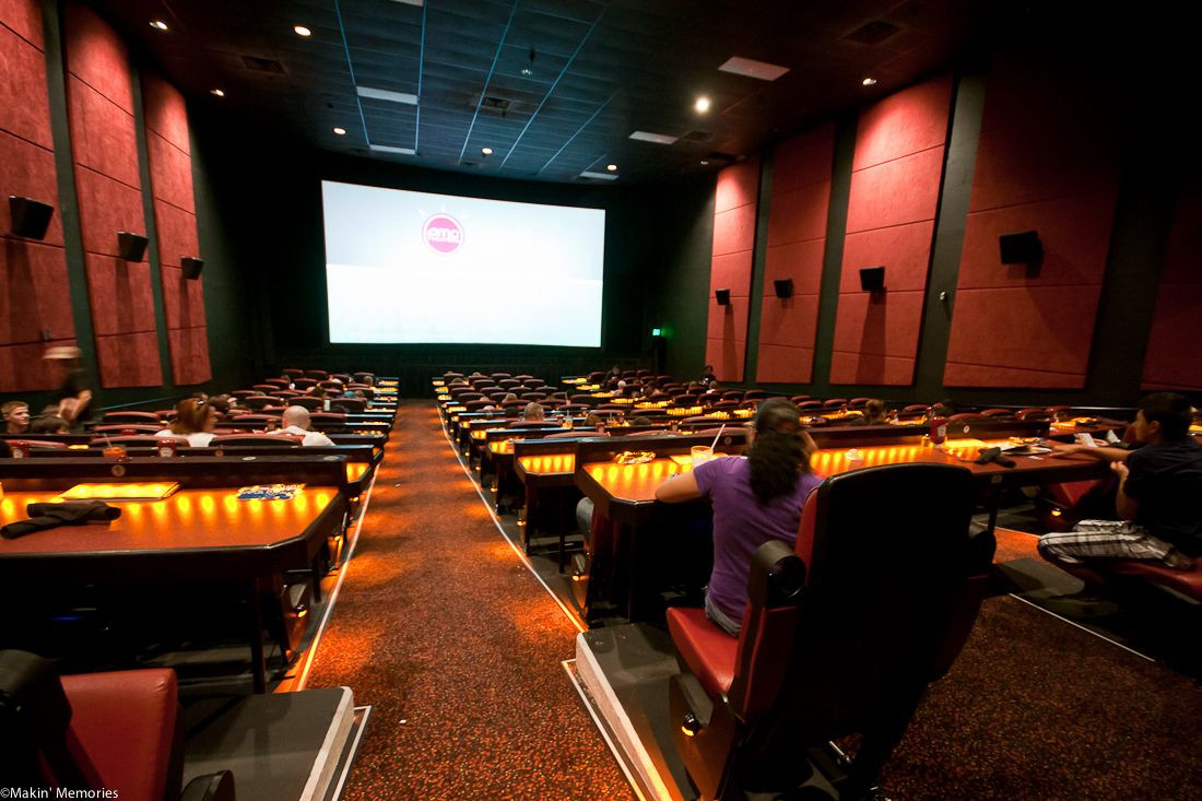 Movie Dinner Theaters  dinner movie theaters