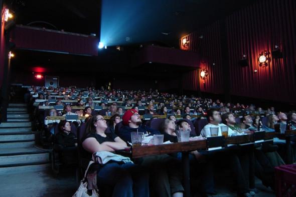 Movie Dinner Theaters  Alamo Drafthouse Cinema Opening In Cedars Mid 2015