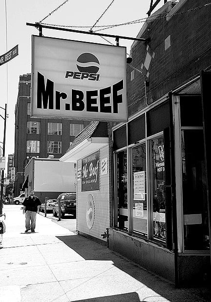 Mr Beef And Pizza  Mr Beef of Chicago Yelp