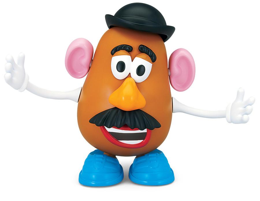 Mr Potato Head Voice  Dan the Pixar Fan October 2013