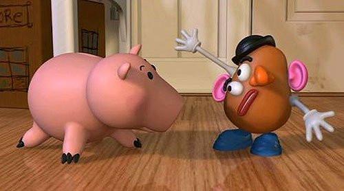 Mr Potato Head Voice  How Don Rickles became Mr Potato Head s voice for Disney