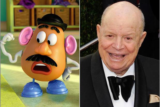 Mr Potato Head Voice  Voice Actors of Toy Story 3 – PRISONBREAKFREAK