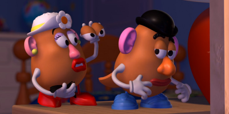 Mr Potato Head Voice  Kristin Bell is the Voice of Anna Frozen DisneyFrozenEvent