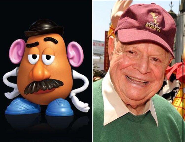 Mr Potato Head Voice  2017 In Animation So Far