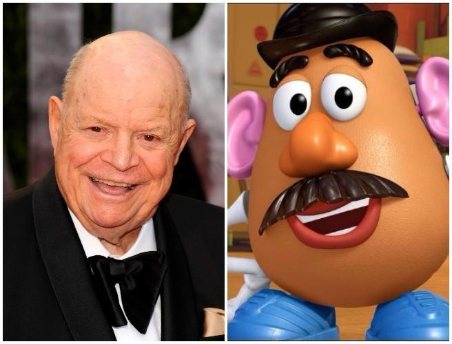 Mr Potato Head Voice  Head voice of Toy Story s Mr Potato Head s KBC