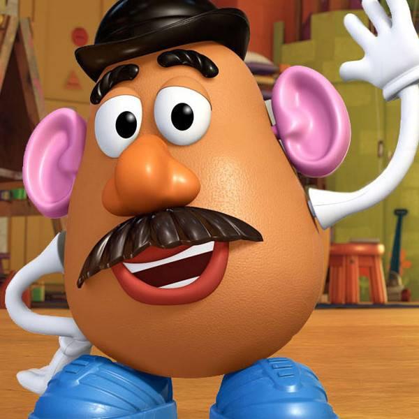 Mr Potato Head Voice  Zerchoo Entertainment Toy Story Honors Don Rickles the