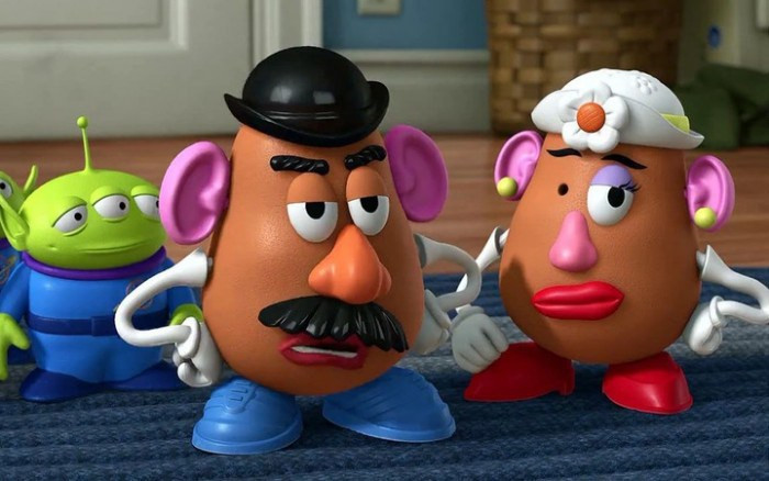 Mr Potato Head Voice  Toy Story 4 confirmed to have Don Rickles back to voice