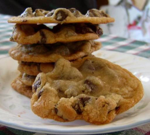 Mrs Fields Chocolate Chip Cookies  Copycat Mrs Fields Chocolate Chip Cookies Recipe Food