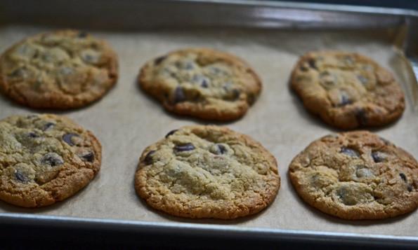 Mrs Fields Chocolate Chip Cookies  Gluten Free Chocolate Chip Cookies Mrs Fields copycat recipe