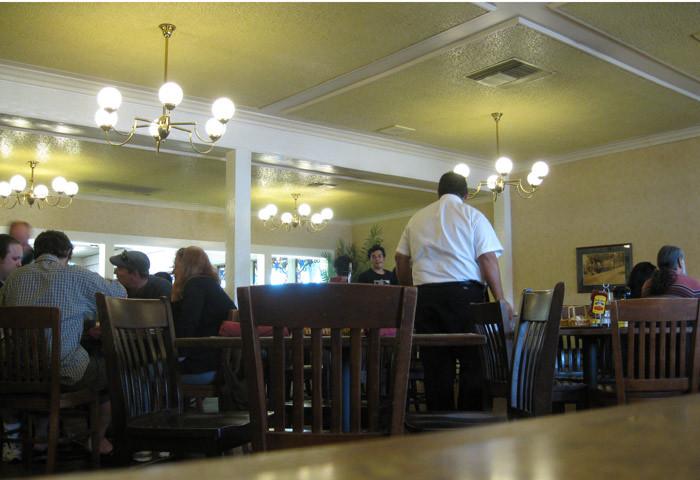 Mrs. Knott'S Chicken Dinner Restaurant  Mrs Knott s Chicken Dinner Buena Park Cuisine Review