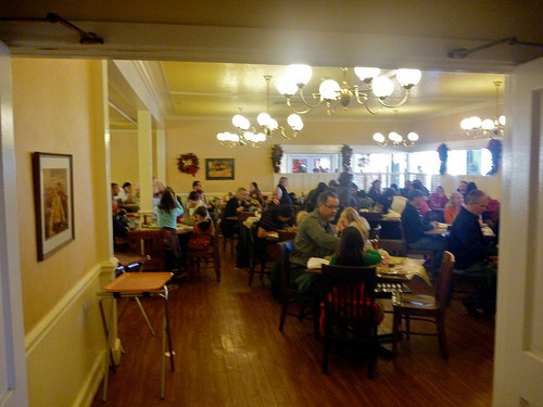 Mrs. Knott'S Chicken Dinner Restaurant  Mrs Knott's Fried Chicken The Theme Park's Real