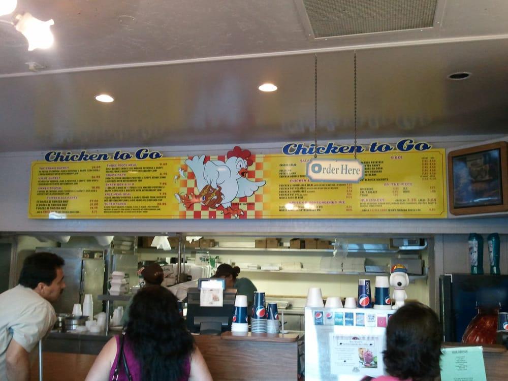 Mrs. Knott'S Chicken Dinner Restaurant  Inside Mrs Knott s Chicken To Go Yelp