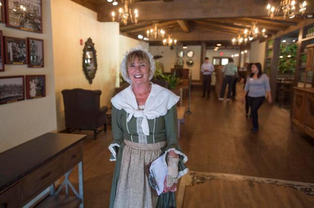 Mrs. Knott'S Chicken Dinner Restaurant  Mrs Knott's Chicken Dinner Restaurant reopens with new
