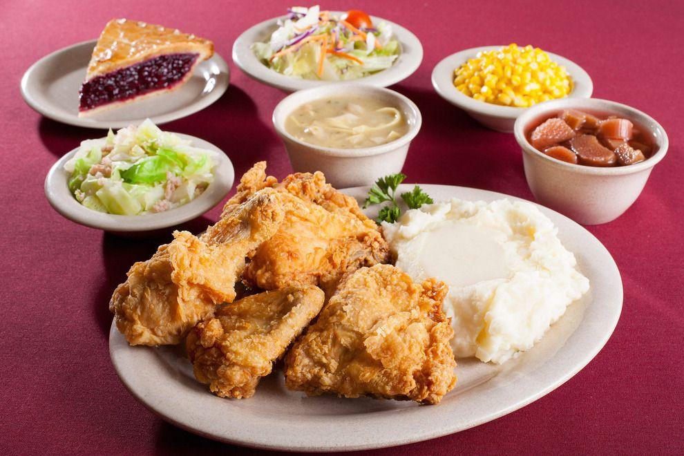 Mrs. Knott'S Chicken Dinner Restaurant  Best Amusement Park Restaurant Winners 2015 10Best