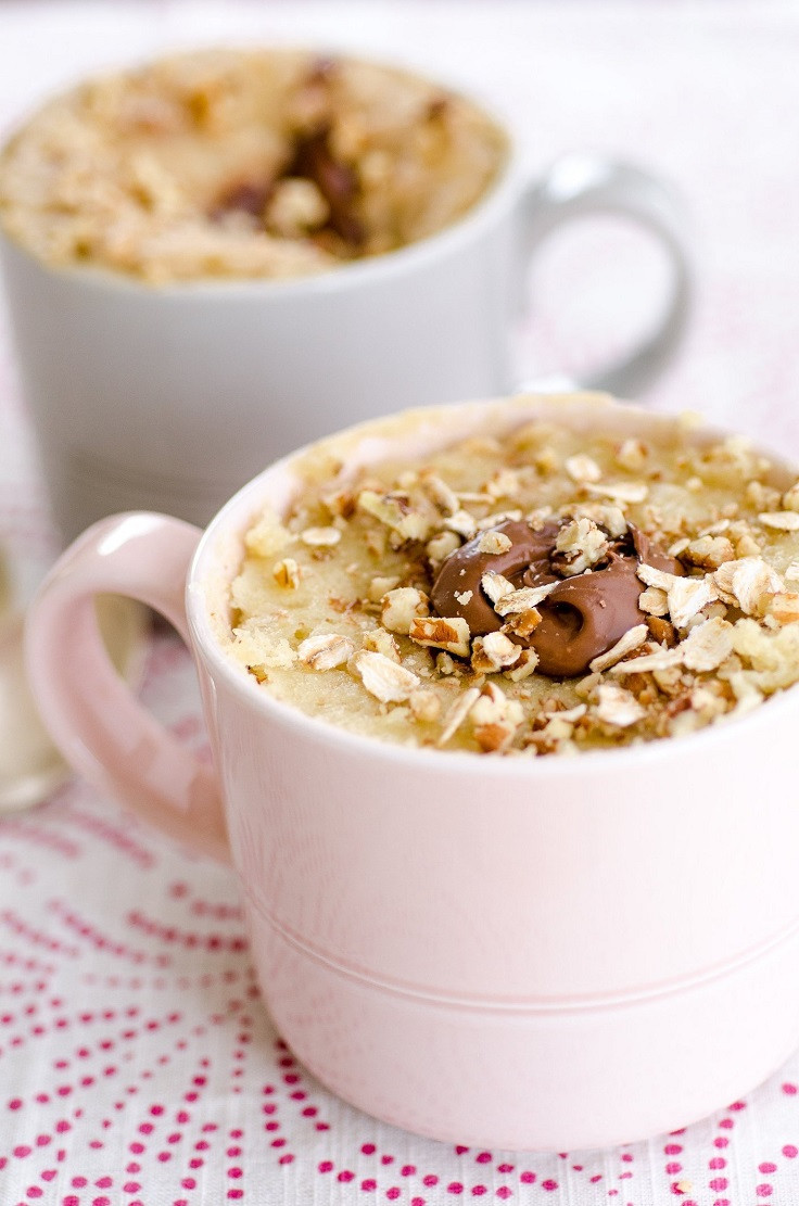 Mug Cake Recipe  Top 10 Mug Cake Recipes You Are Going to Love Top Inspired
