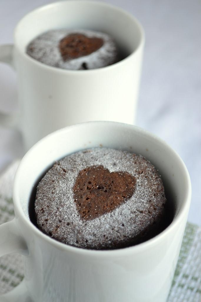 Mug Chocolate Cake  CHOCOLATE ESPRESSO MUG CAKE