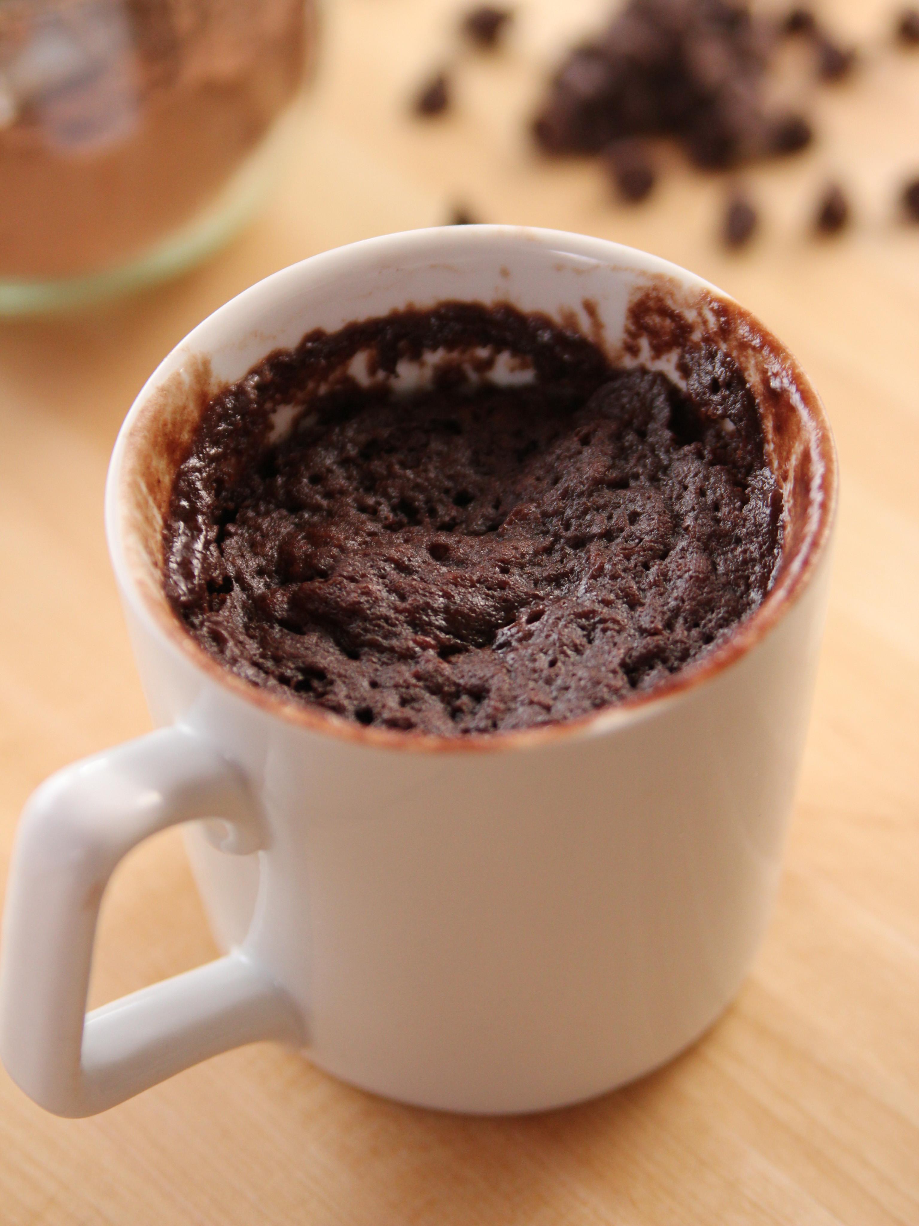 Mug Chocolate Cake  snack