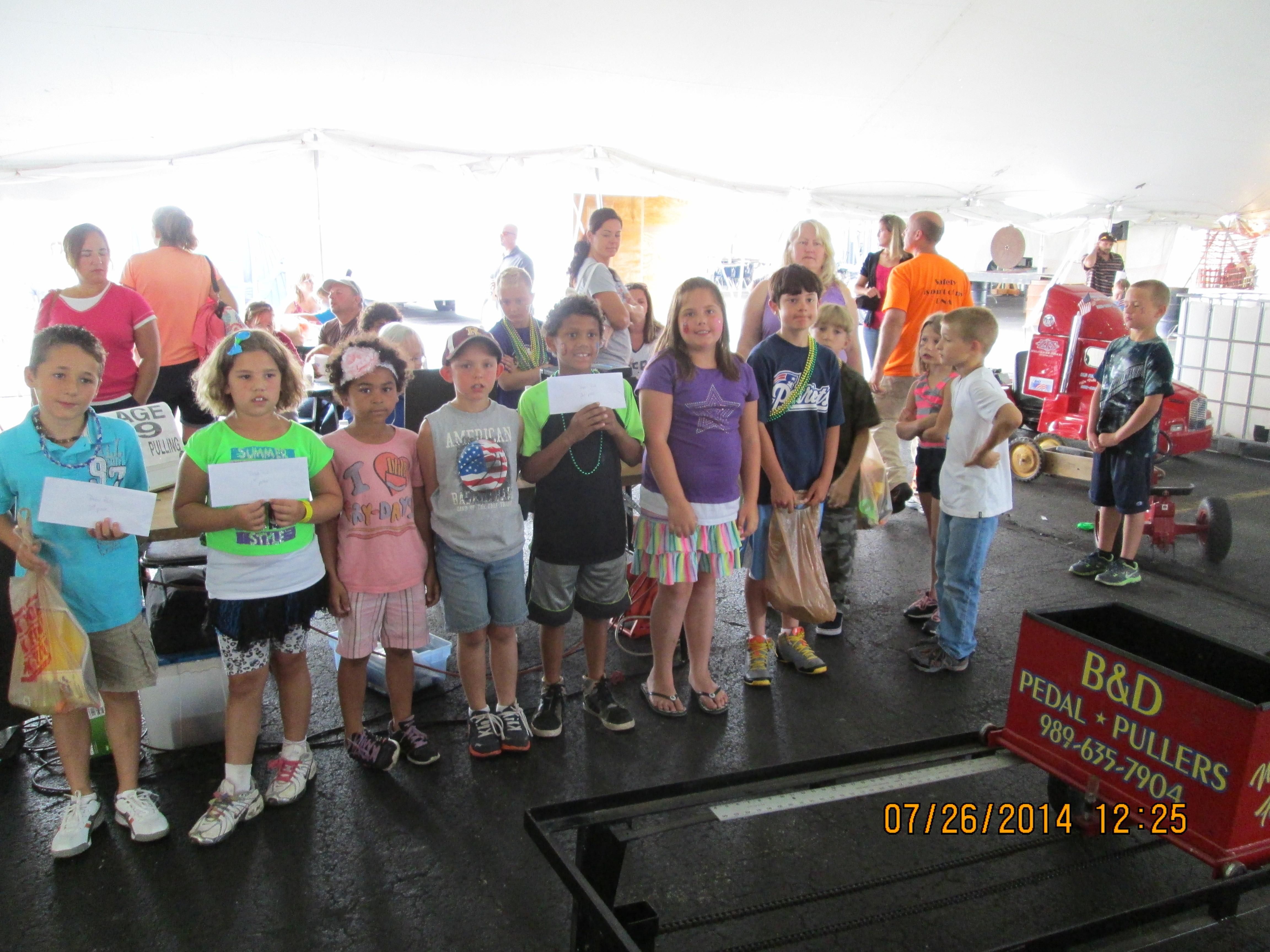 Munger Potato Festival  MUNGER POTATO FESTIVAL JULY 26 2014