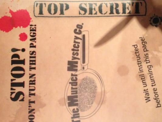 Murder Mystery Dinner Nj  Sanai's Murder Mystery Dinner Jersey City NJ