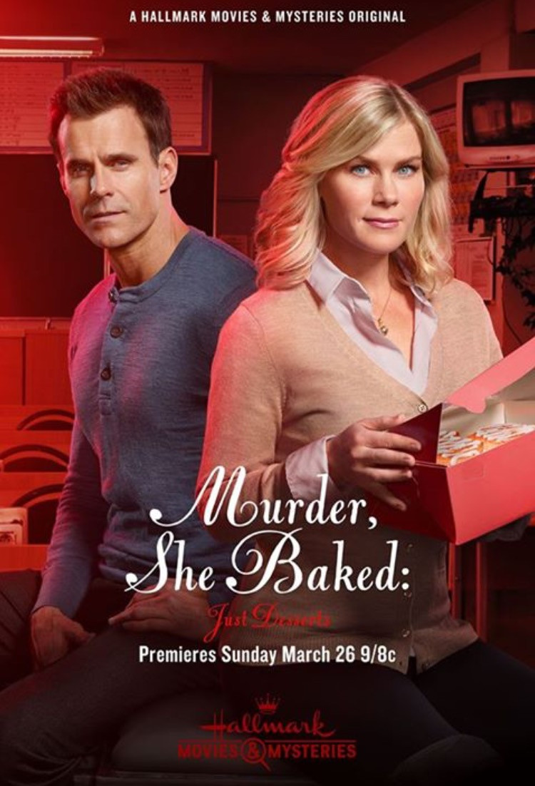 Murder She Baked Just Desserts  Murder She Baked Just Desserts 2017