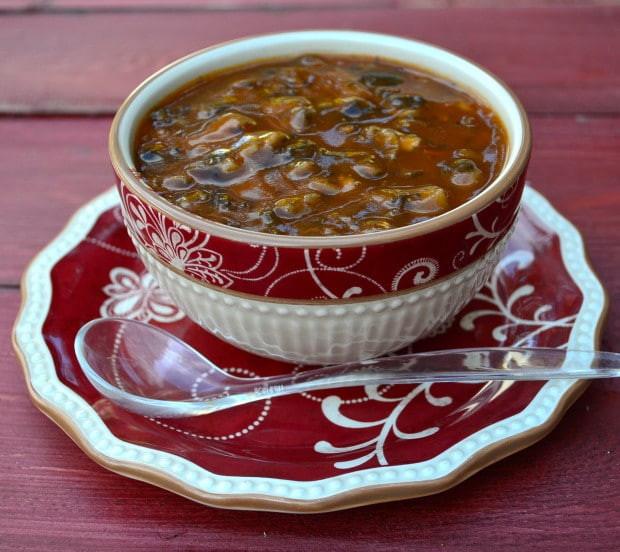 Mushroom Gravy Vegan  27 ve arian thanksgiving recipes