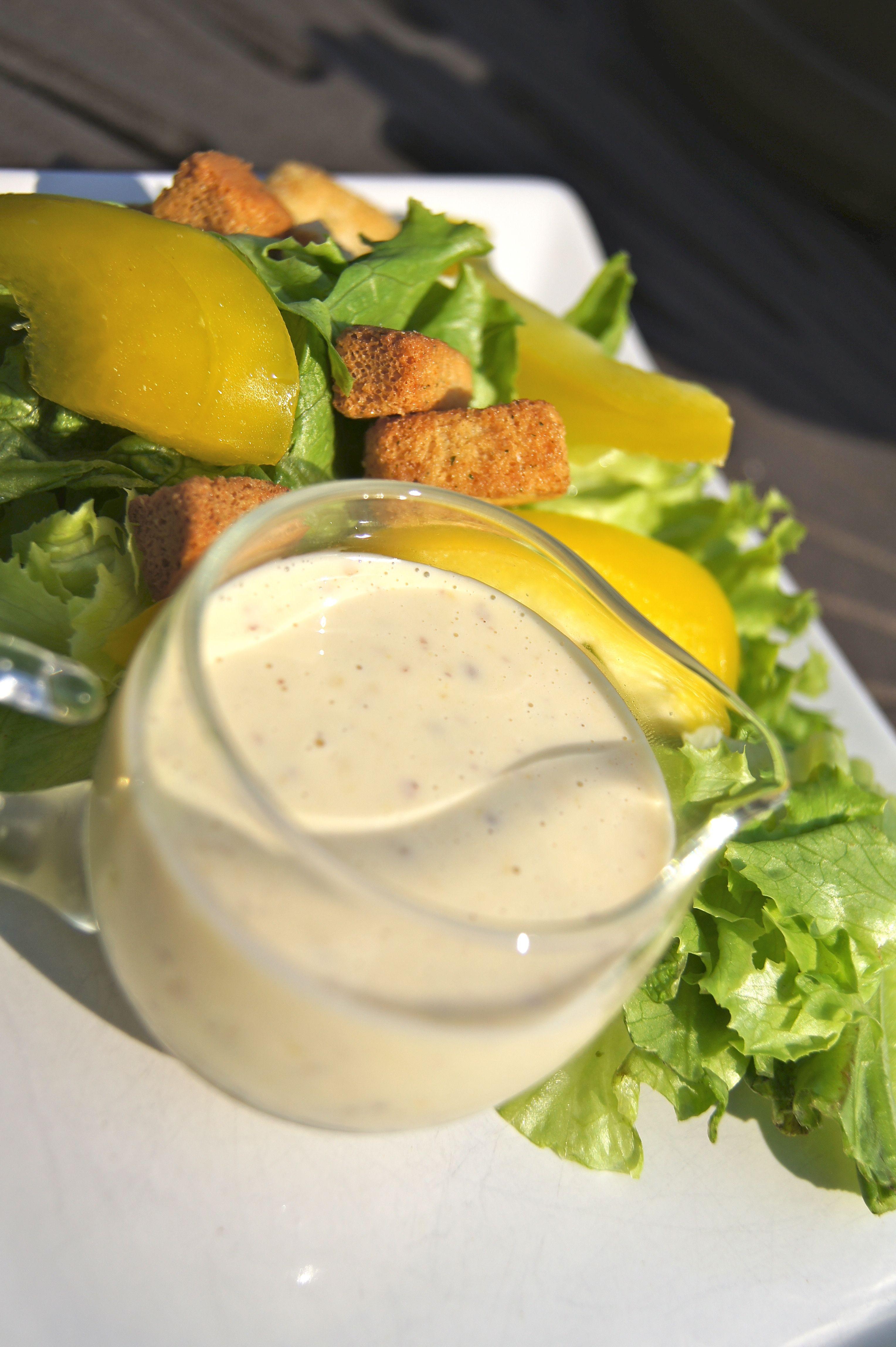 Mustard Salad Dressings  Honey Mustard Salad Dressing