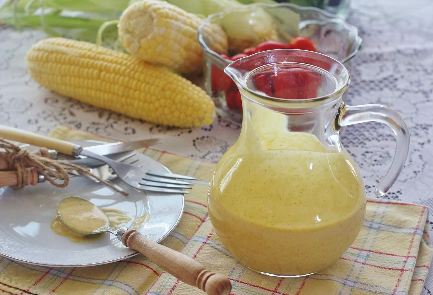 Mustard Salad Dressings  Country Honey Mustard Salad Dressing