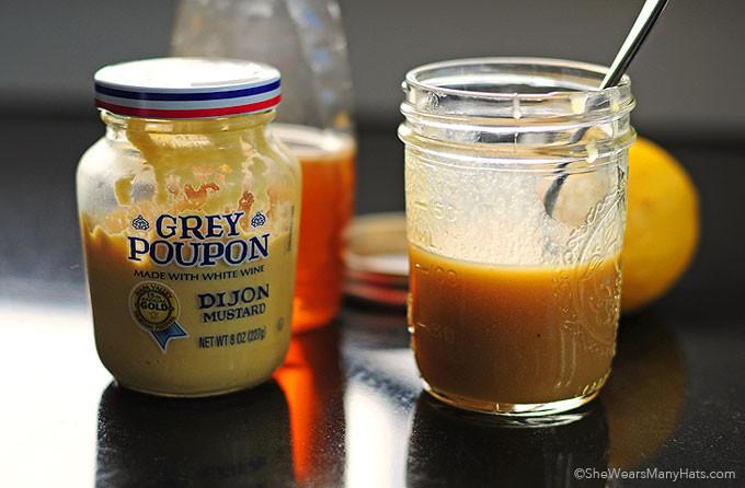 Mustard Salad Dressings  Simple Honey Mustard Salad Dressing Recipe