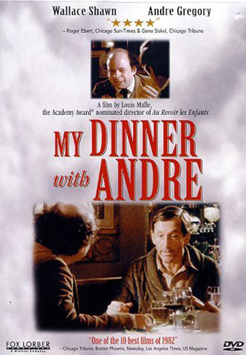 My Dinner With Andre  My Dinner with André