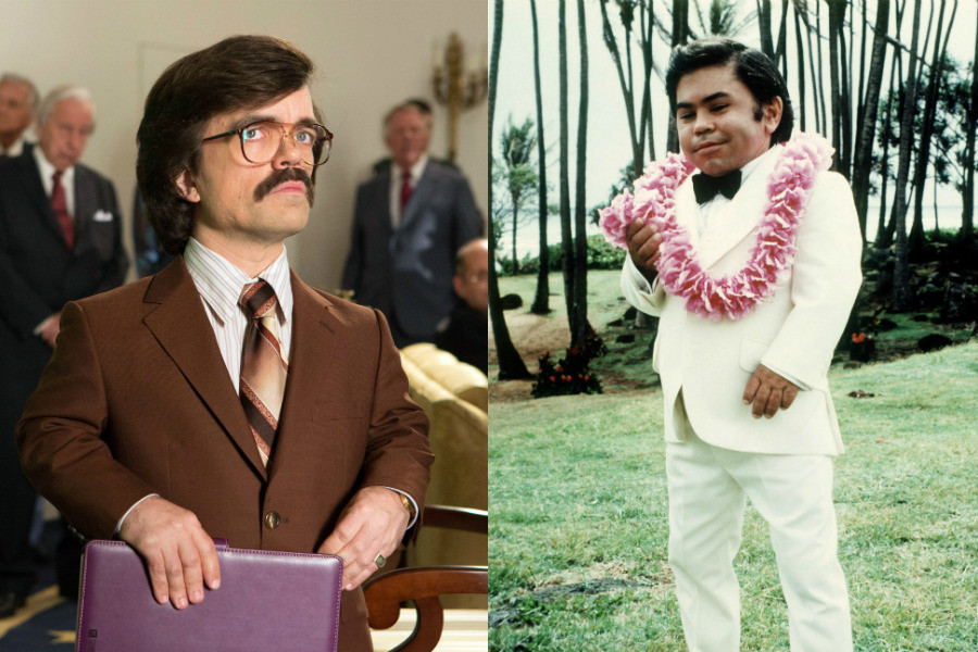 My Dinner With Hervé  Movie News Peter Dinklage to Star in My Dinner With