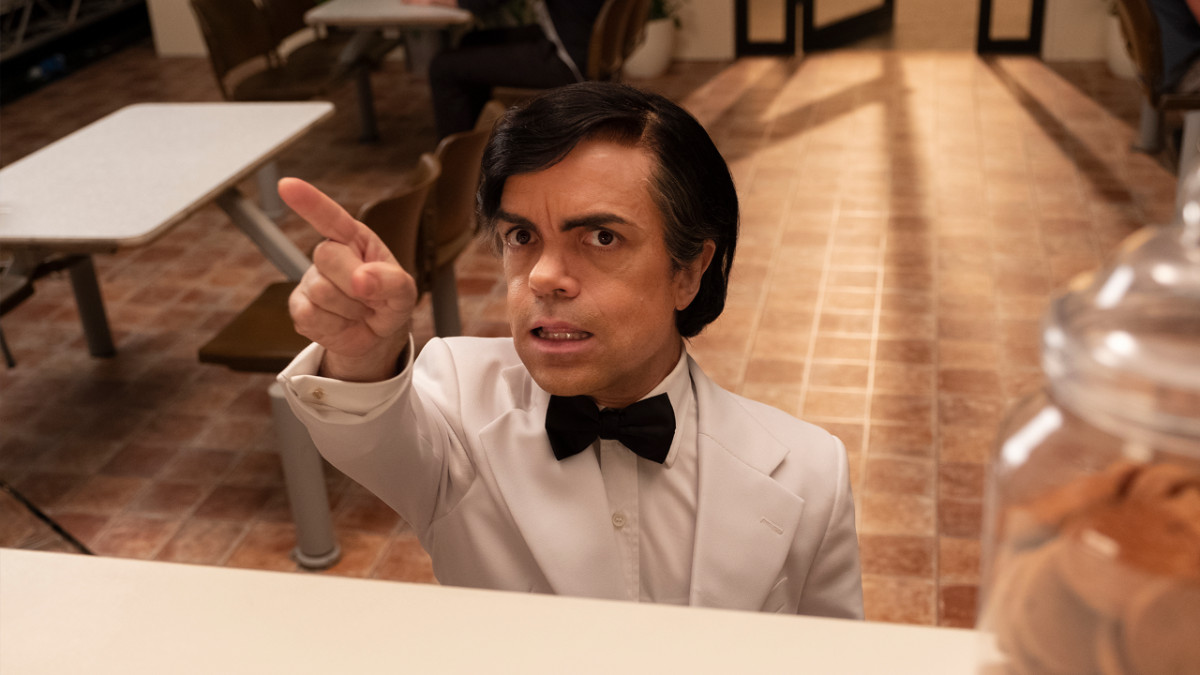 My Dinner With Hervé  Why Peter Dinklage Found My Dinner With Hervé So Daunting
