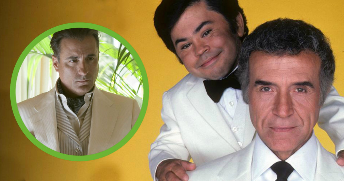 My Dinner With Hervé  Andy Garcia Is Ricardo Montalban in My Dinner with Herve