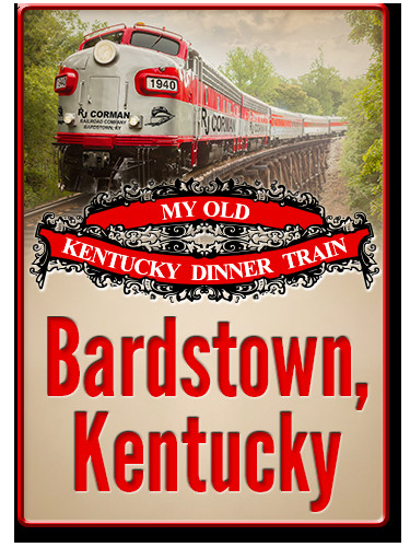 My Old Kentucky Dinner Train  Kentucky Dinner Train