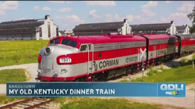 My Old Kentucky Dinner Train  All aboard My Old KY Dinner Train