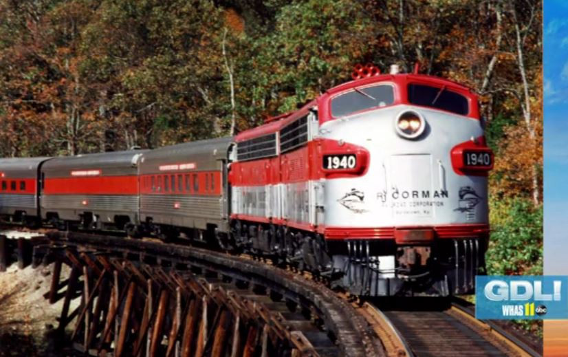 My Old Kentucky Dinner Train  Hop aboard My Old Kentucky Dinner Train