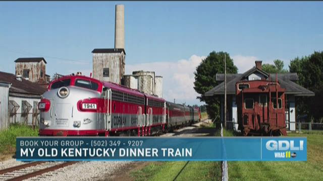My Old Kentucky Dinner Train  My Old Kentucky Dinner Train