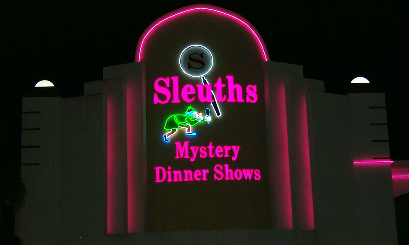 Mystery Dinner Show  Sleuths Mystery Dinner Shows